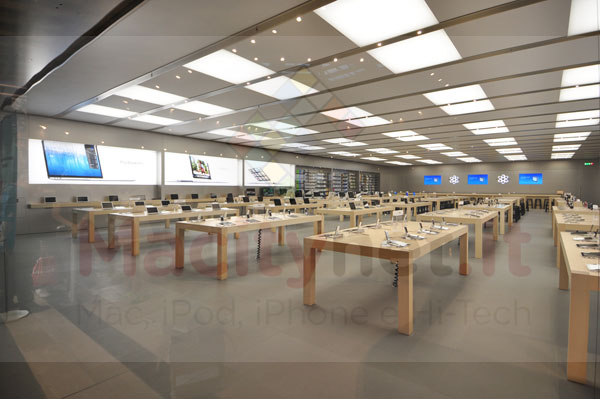 apple store Lonate Il Leone