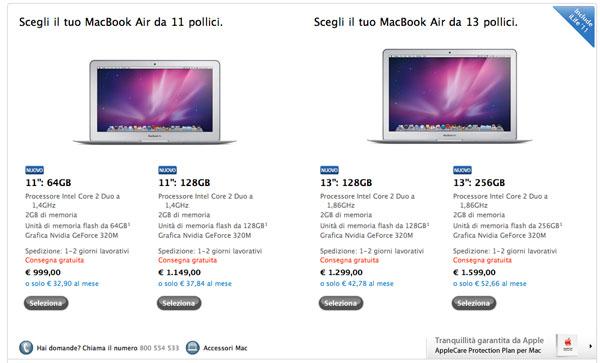 MacBook Air new
