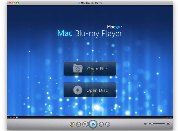 Macgo Blu-ray Player per Mac