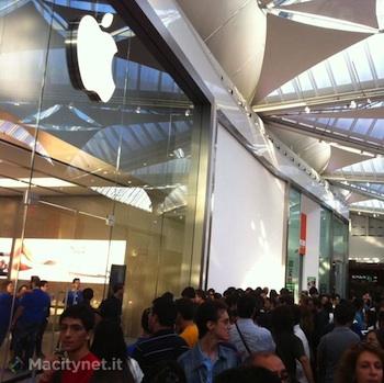 Apple store Catania macitynet.it