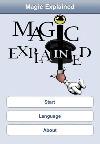 Magic Explained