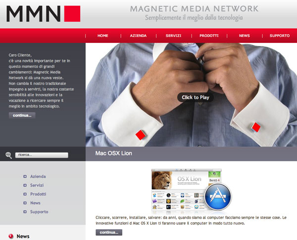 Magnetic Media Network