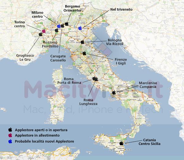 Apple Store Porta di Roma: attivato l'indirizzo Internet ...