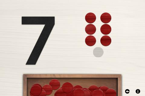 Introduzione alla matematica Montessori iPhone iPad