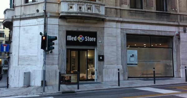 Med Store Ancora Apple Premium Reseller Corso Stamira