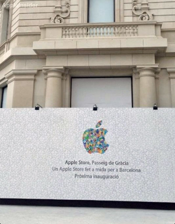 Barcellona mela gaudi icon