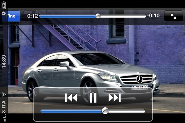 Mercedes-Benz: CLS Sense 360°