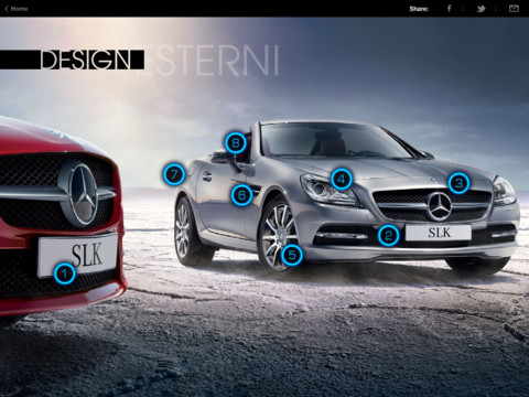 Classe SLK - Mercedes-Benz