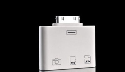 iPad Connection Kit 3 in 1