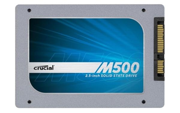 Micron Crucial unità SSD M500
