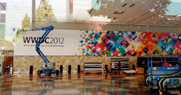 Moscone WWDC 2012