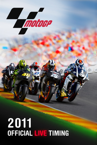 MotoGP 2011 Official Live Timing - Premium Pass