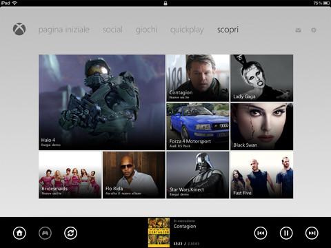 My Xbox Live per iPhone e iPad