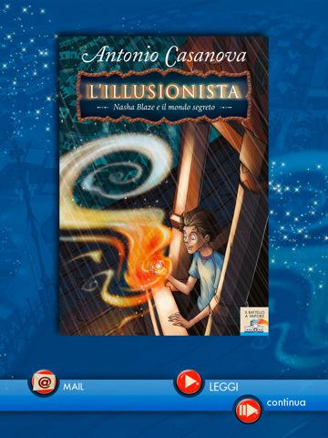 L'illusionista - Nasha Blaze e il mondo segreto