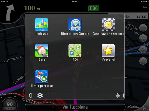 Navmii GPS Italia HD