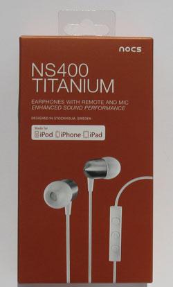 Nocs NS400 Titanium