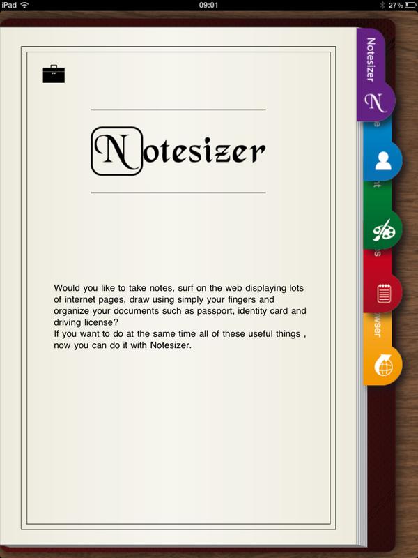 notesizer