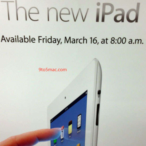 nuovo ipad ore 8 del mattino Apple Store