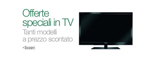 offerta speciale TV