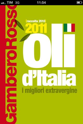 Oli d'Italia del Gambero Rosso