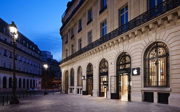 Apple Store Opera Parigi