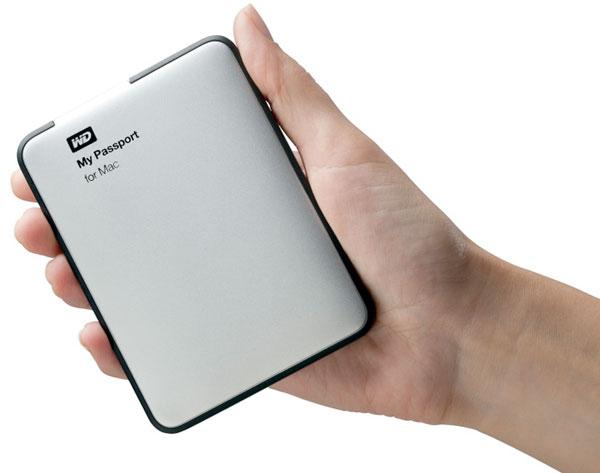 WD Mac 500 GB