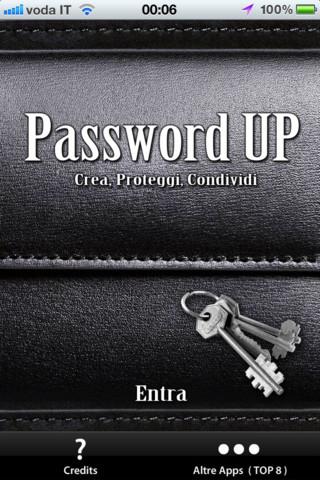 Password UP