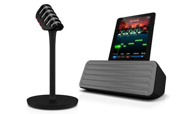 Philips microfono wireless e altoparlante stereo