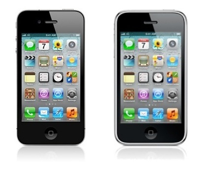 iphone 4 e 3GS