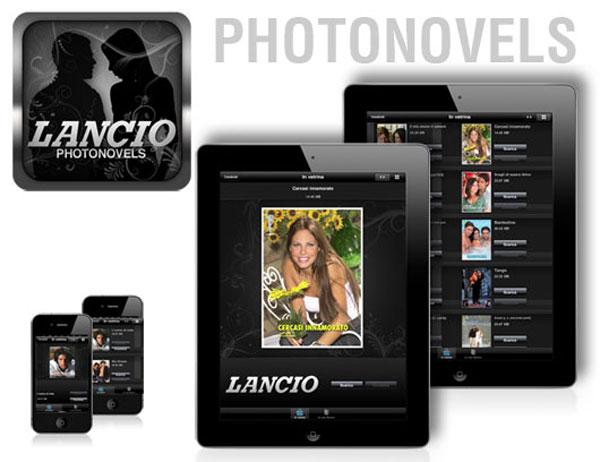 Photonovels Lancio