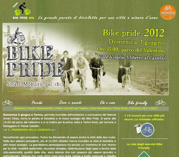Torino Bike Pride 2012
