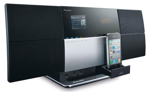Pioneer Music Tap X-SMC3-S e X-SMC4-K-Elite