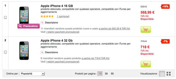 iphone 4 pixmania
