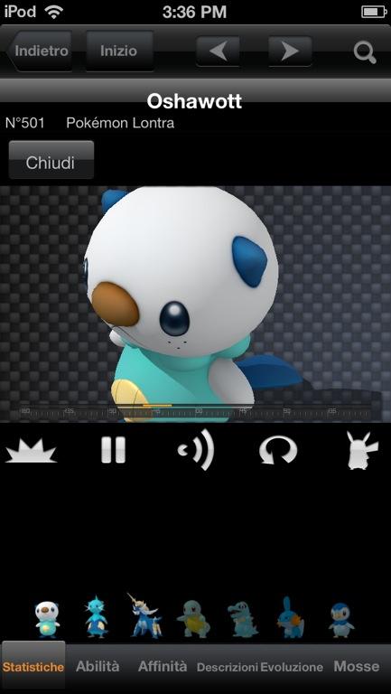 Pokédex per iPhone e iPad