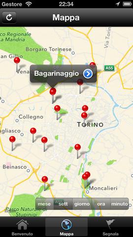 Petty Crime: Torino è gratis per iPhone e iPad.