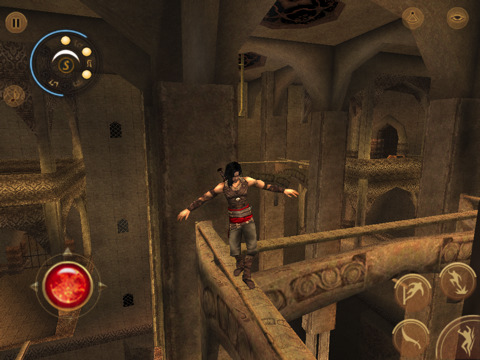 Prince of Persia: Spirito Guerriero iPad