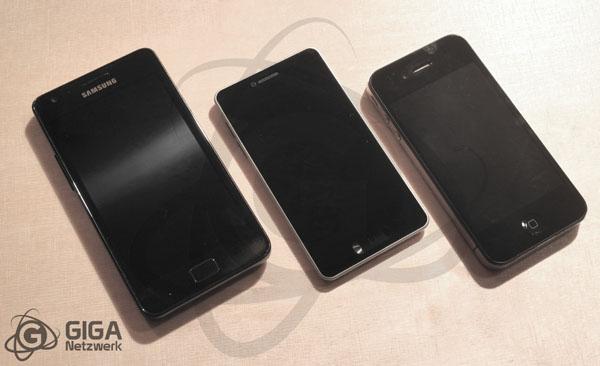 iphone 5 confronto