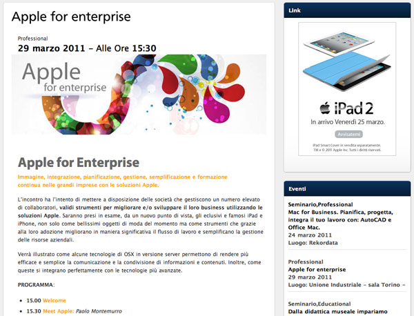 Rekordata Apple for Enterprise