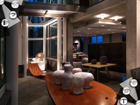 Entra nelle case pi belle del mondo con ritratti d 39 interni 39 collection 1 per ipad - Case belle interni ...