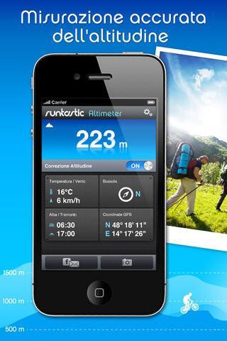 runtastic Altimetro Pro
