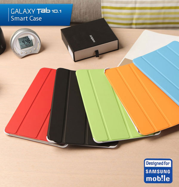 Galaxy cover simil Smart Cover Apple