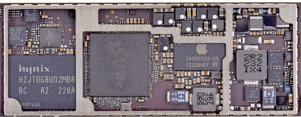 scheda madre iPad mini
