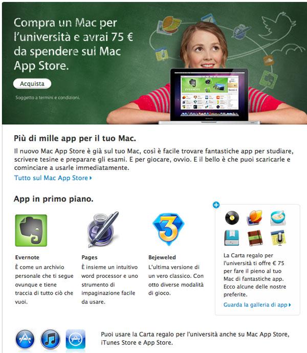 Apple Back to School 2011