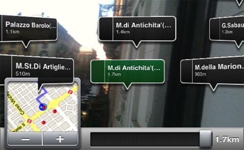 Sindone App ufficiale iPhone realtà aumentata