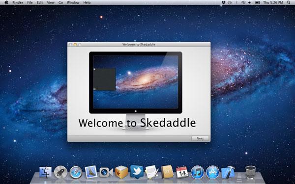 Skedaddle