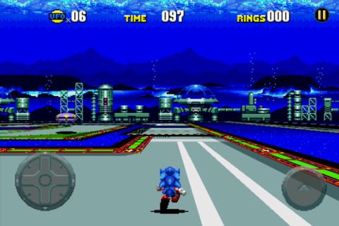 Sonic CD per iPhone e iPad