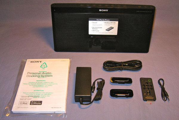 Sony RDP-XF100iP