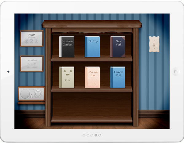 Souvenir per iPad