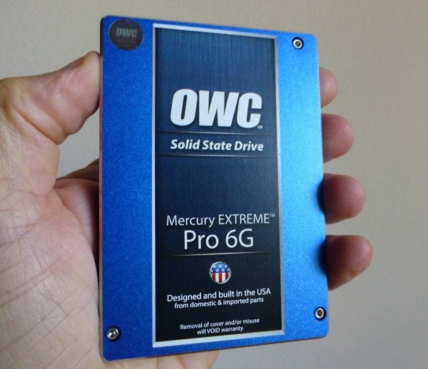 SSD OWC Mercury Extreme Pro 6G di BuyDifferent