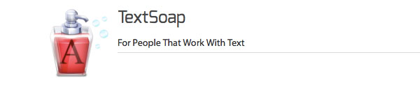 text soap